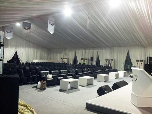 cover Algubis: Sewa Tenda VIP, untuk wilayah Jakarta, Bogor, Depok, Tangerang dan Bekasi.