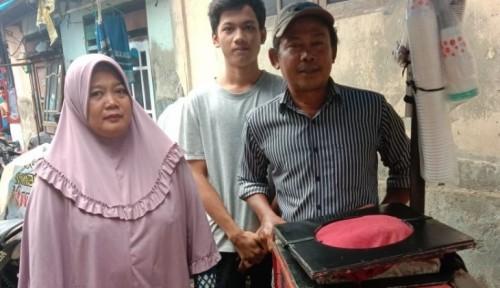 cover Anak Penjual Es Dung-Dung Diterima Kuliah Gratis di UGM