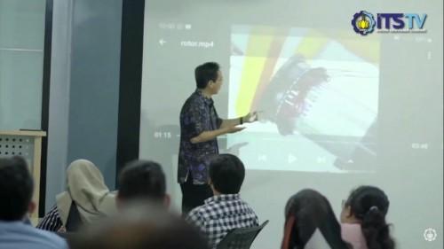 cover ITS Bangun 53 Smart Classroom dan Dua Smart Laboratory