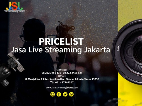 cover Jasa Live Streaming