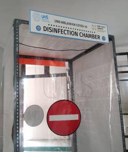 cover Mahasiswa UNS Ciptakan Disinfection Chamber untuk Kurangi Resiko Penularan Covid-19