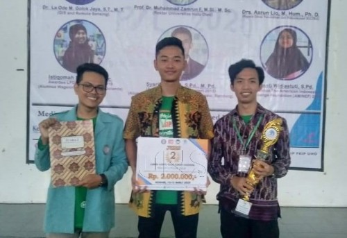cover Mahasiswa UNS Torehkan Prestasi di Sulawesi Tenggara