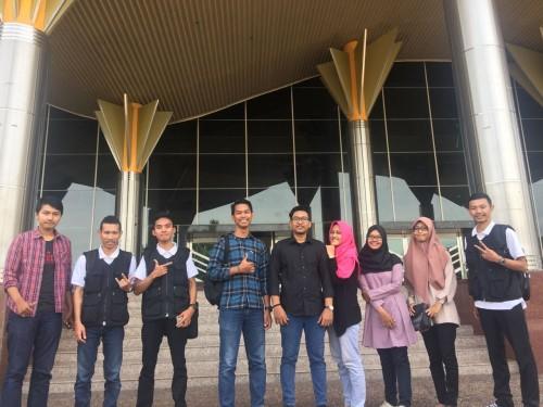 cover BEM FEB Universitas Muhammadiyah Yogyakarta sambut hangat kunjungan tim EventKampus.com
