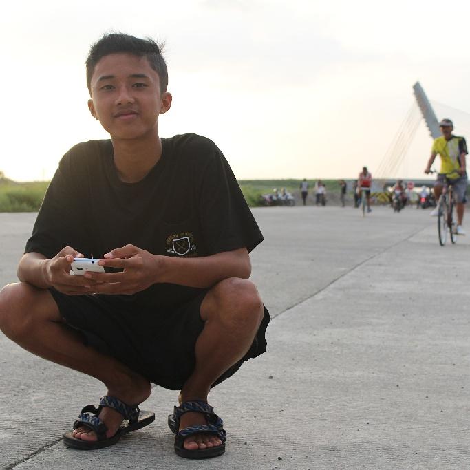foto ilham rizki kurniawan