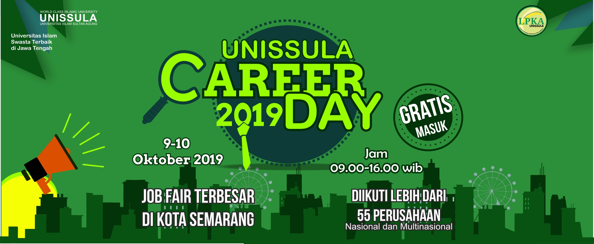 UNISSULA CAREER DAY 2019
