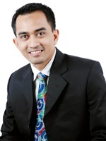 foto REZA ASHARI NASUTION, PH.D