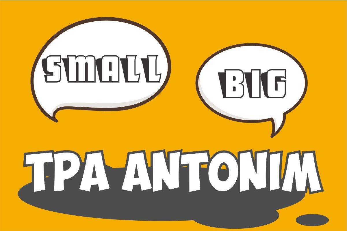 cover TPA Verbal Antonim