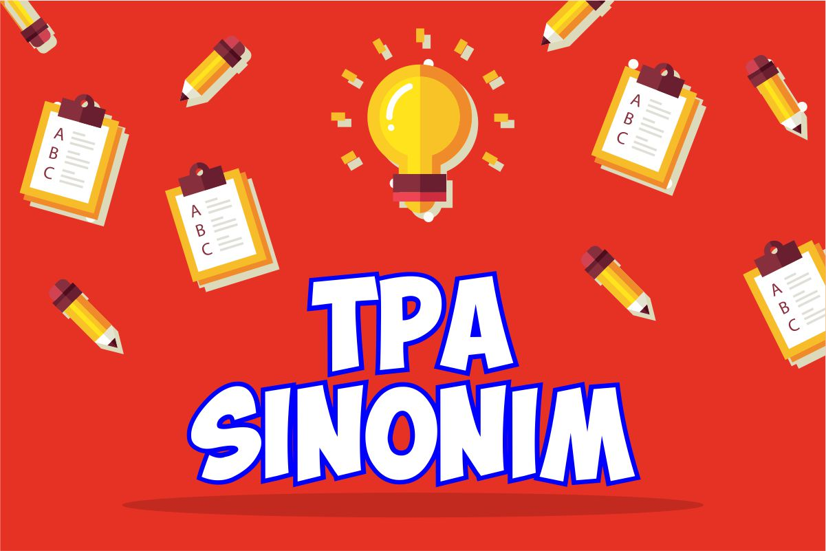 cover TPA Verbal Sinonim